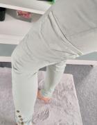 Spodnie bojówki Zara r xs...