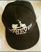 Ciekawa czapka z new yorker