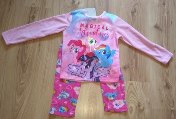 Nowa piżama polarowa ciepła polar Kucyki Pony My Little Pony 98...