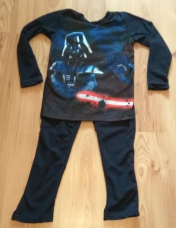 Piżamki Nowa piżama polarowa polar ciepła chlopięca Star Wars 116 122