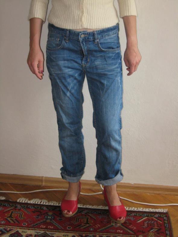 Spodnie typu boyfriend jeans HM
