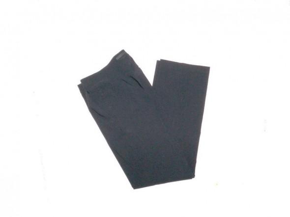 Spodnie wizytowe MORGAN czarne elastyczne 36