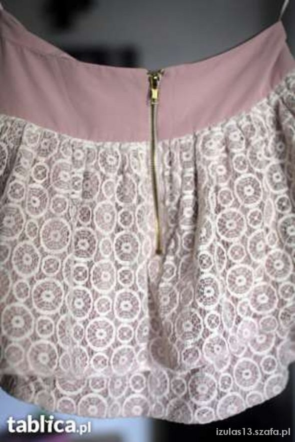NOWA koronkowa spódnica ASOS
