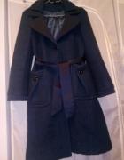 Szlafrokowy płaszcz zimowy...