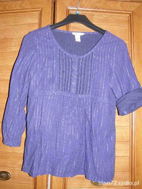Bluzki H&M piękna tunika dla nastolatki 152 158