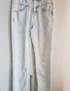 Spodnie jeansowe Bershka 32...