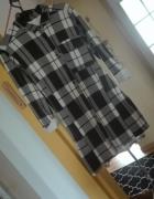 Długa koszula sukienka...