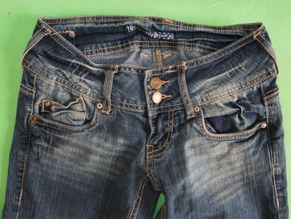 Spodnie TERRANOVA jeansy XS