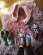 Używane buty trampki balerinki szpilki fetysz converse...