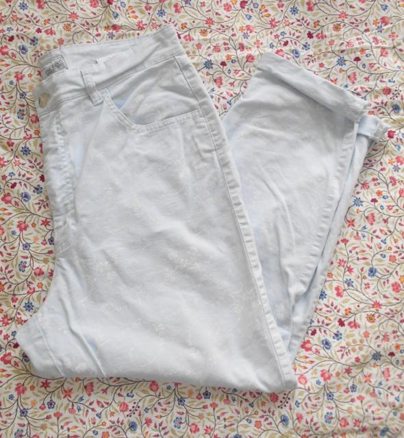 The Best Baumstark mom jeans spodnie jeansy floral