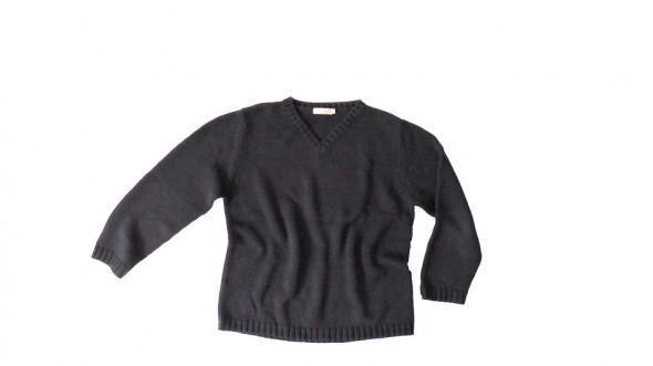 Czarny swetr w stanie bardzo dobrym 50