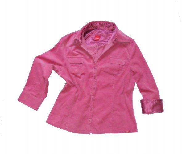 Bluzka Esprit koszulowa ciepła 38