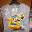 Minionki Koszulka 110 nowa unisex
