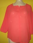 Morelowa zwiewna bluzeczka Vero Moda rozmiar XS...