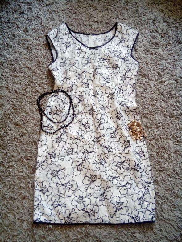Sukienka w dużym rozmiarze XXL XXXL