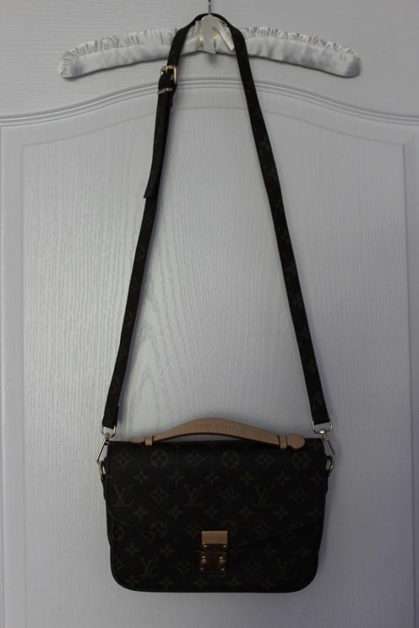 Louis Vuitton Pochette Metis torebka torba lv wieczorowa mała k...