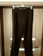 Eleganckie czarne spodnie reserved 42...