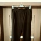 Eleganckie czarne spodnie reserved 42