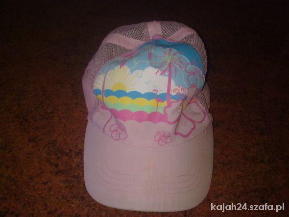 czapka z daszkiem H&M...
