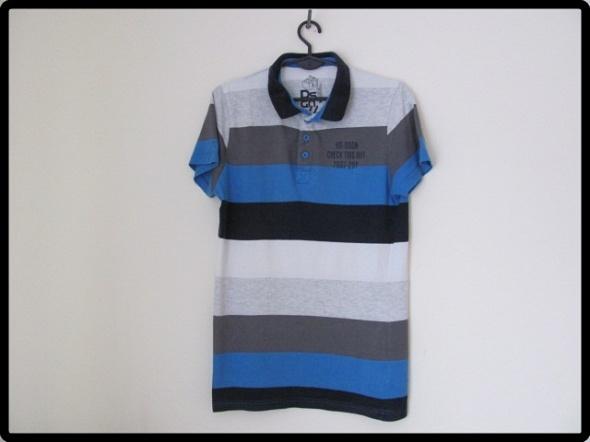 HOUSE koszula męska koszulka polo rozmiar S