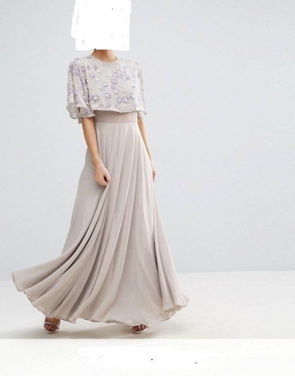 Długa suknia XS