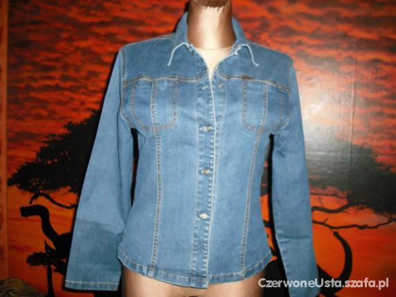 koszula jeansowa z lycra...