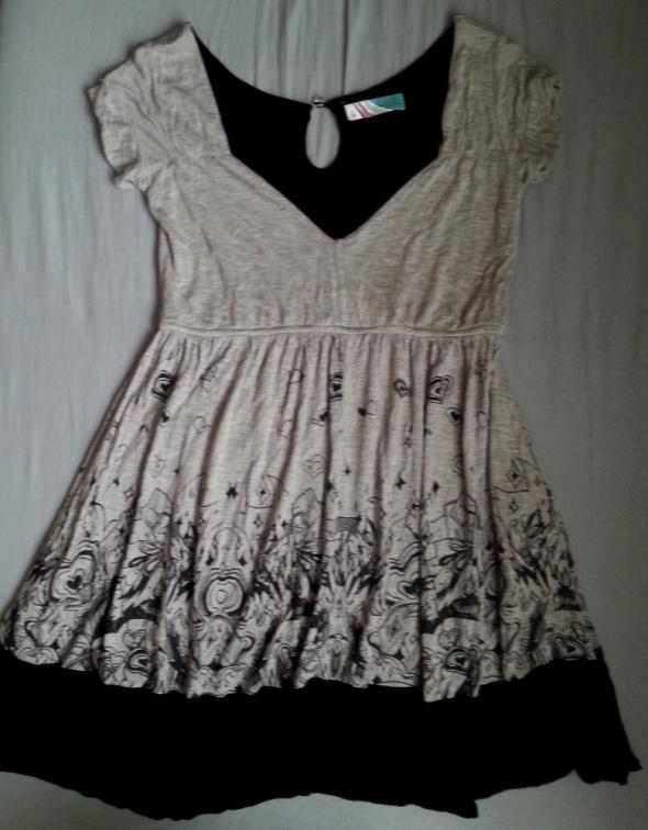 Bawełniana sukienka Cropp rozmiar M