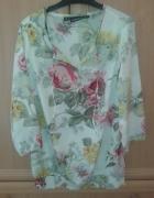 bluzeczka kwiaty 42...