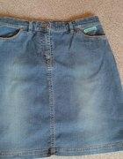 spódniczka jeansowa 40