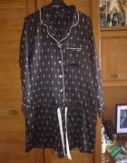 M&S prześliczna satynowa piżama spodnium 44...