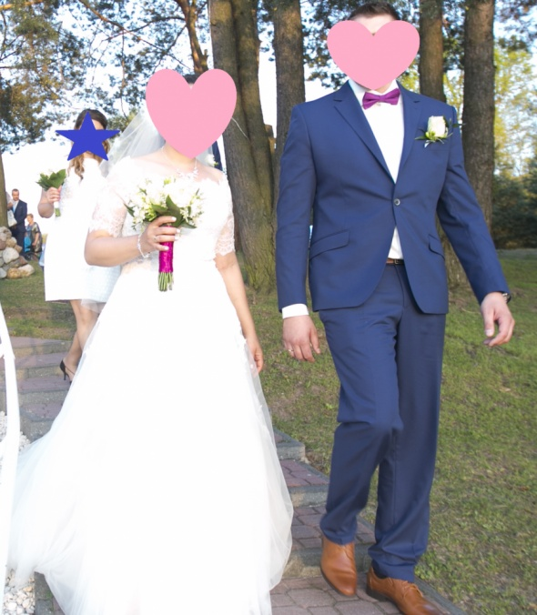 Suknie ślubne Lapaz