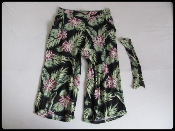 George spodnie do łydki letnie luźne 42 XL...