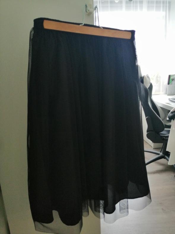 Spódnice midi tiulowa spódniczka