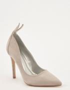 Nowe buty szpilki szare 39 obcas uszy królika króliczek jasne w...