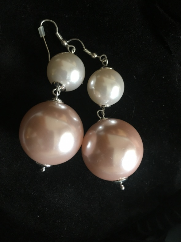Kolczyki śliczne kolczyki orsay perły