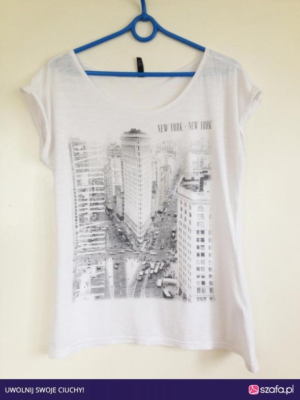 Koszulka tshirt Nike oryginalny używany seledynowy nadruk
