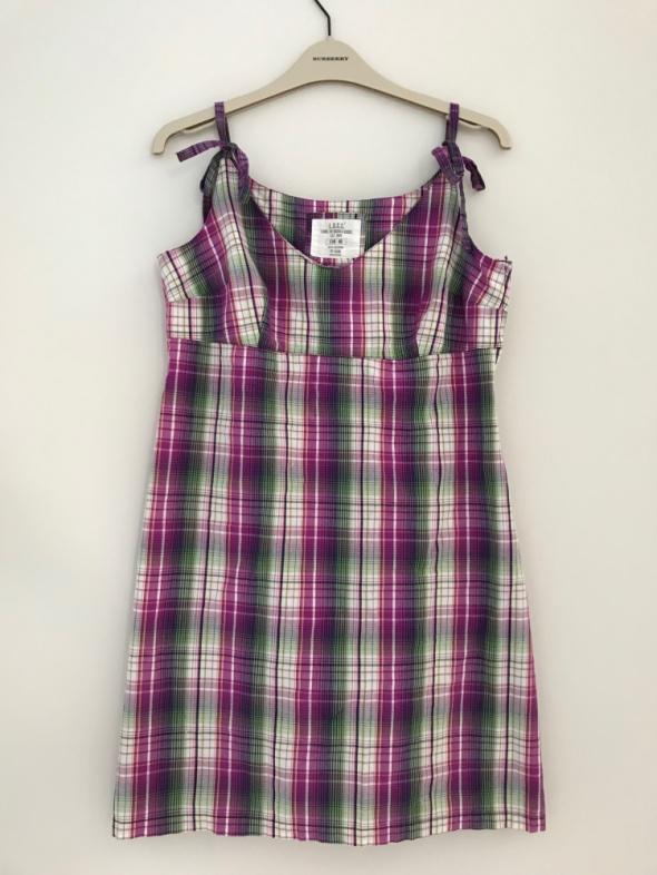 krótka letnia sukiena H&M 38 M...