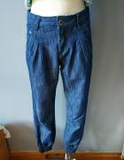 Jeansy alladynki rozmiar XS...