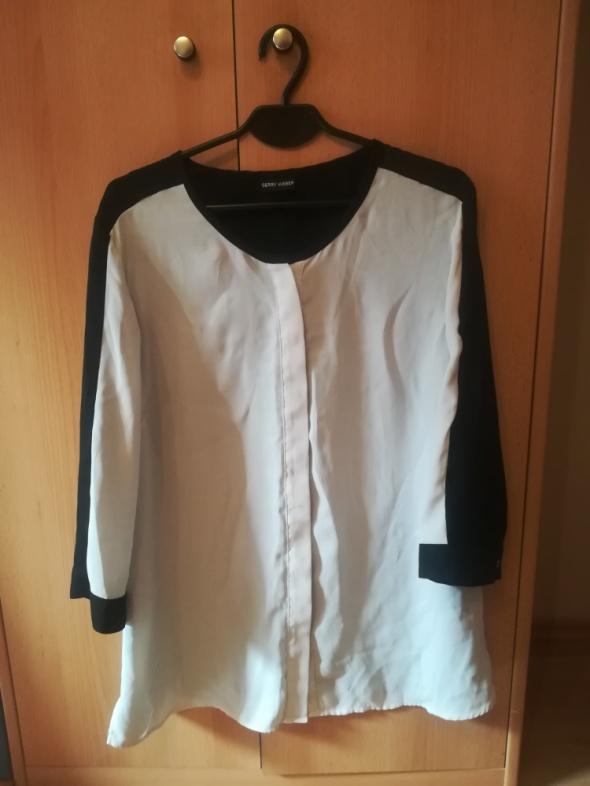 Białoczarna koszula 42 Gerry Weber...