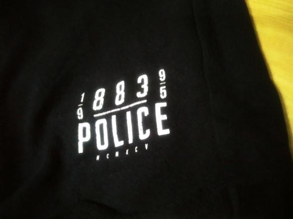 Spodenki Bawełniane spodenki męskie Police
