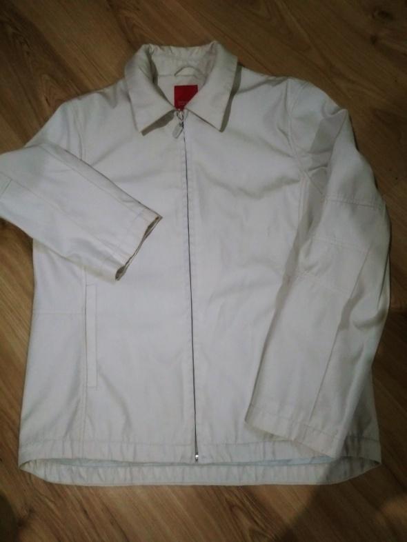 Odzież wierzchnia Beżowa kurtka damska Esprit