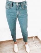 levis mom jeans levis levi 26 S 36 wysoki stan z wysokim stanem...