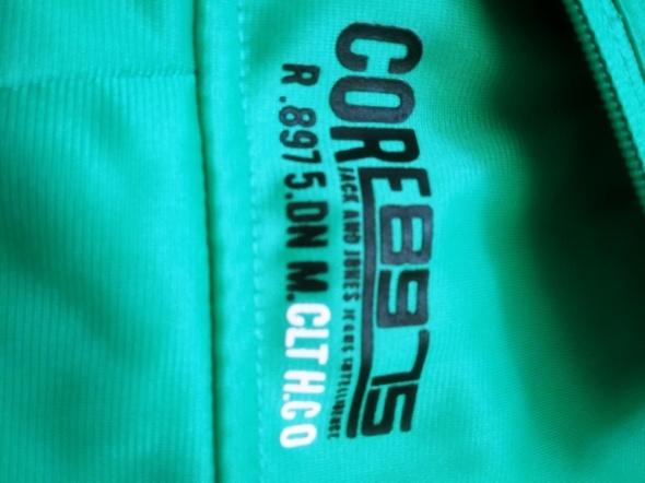 Bluza sportowa zielona Jack&Jones...