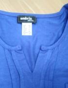 Tunika chabrowa Ambria...