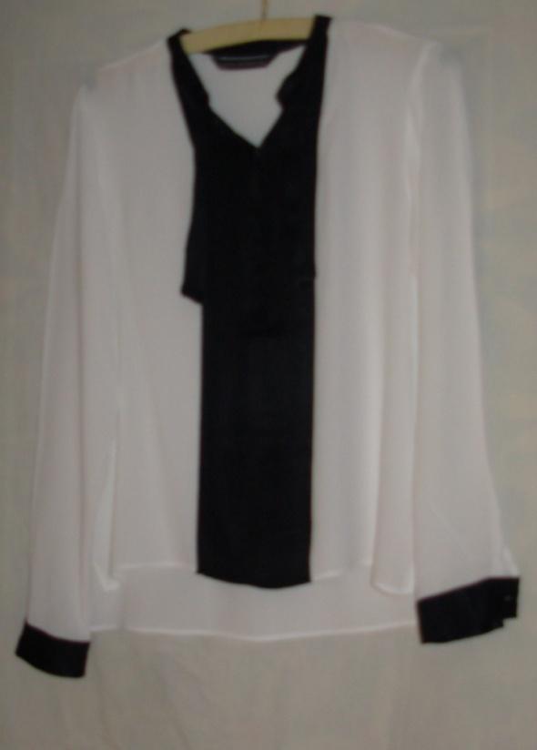 Bluzki Bluzka z wiskozy ZARA WOMAN 40