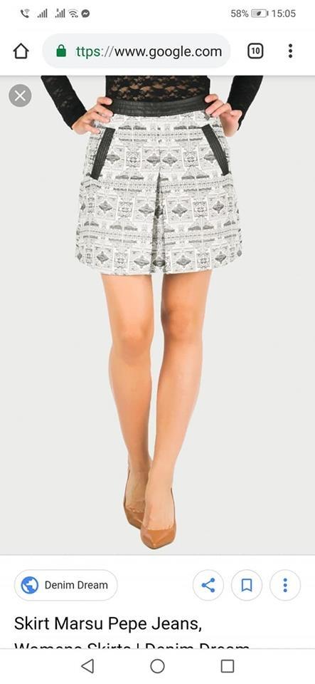 Spódnice Nowa spódnica PepeJeans