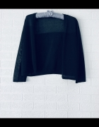 Sweterek narzutka 36 S cienki Nowy...