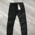 Czarne spodnie S