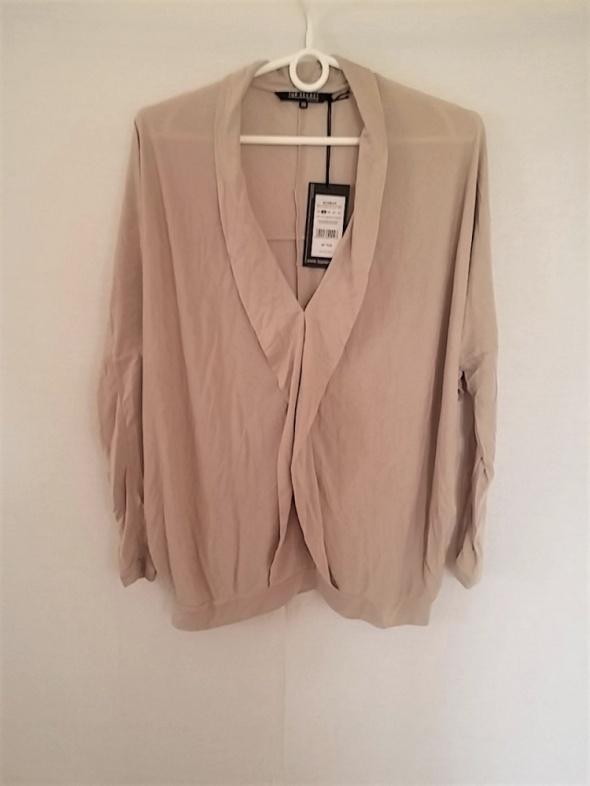 Top Secret Elegancka bluzka oversize...