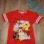 Zestaw chłopiec koszulki szorty paka Angry Birds rozm 104 110